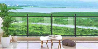 Gallery Cover Image of 1600 Sq.ft 3 BHK Apartment for buy in The Baya Upper Nest, Mulund East for 23500000