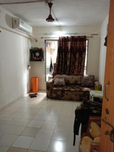 Gallery Cover Image of 450 Sq.ft 1 BHK Apartment for rent in Airoli for 15500