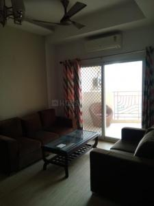 Gallery Cover Image of 1350 Sq.ft 2 BHK Apartment for rent in Mahagun Moderne, Sector 78 for 22000