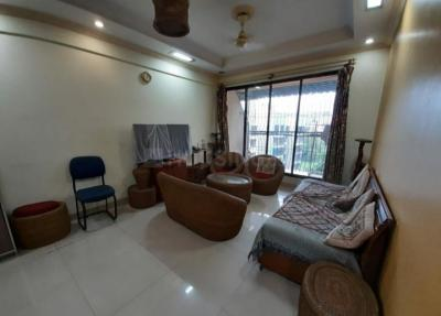 Gallery Cover Image of 1100 Sq.ft 2 BHK Apartment for rent in Nerul for 32500