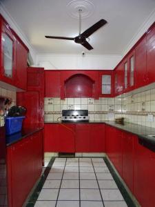 Kitchen Image of Shree Radha Kunj Residency in Sector 43