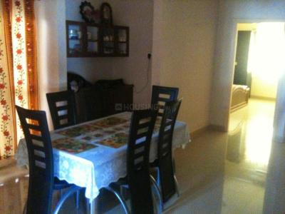 Gallery Cover Image of 1600 Sq.ft 3 BHK Apartment for rent in Puppalaguda for 25000