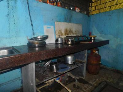 Kitchen Image of Bhavya Enterprises PG in Airoli