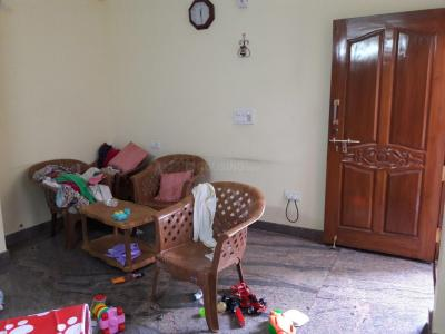 Gallery Cover Image of 550 Sq.ft 1 BHK Independent Floor for rent in Kodihalli for 15500