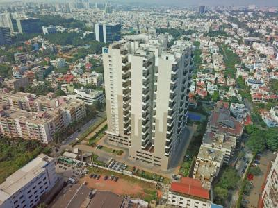 Gallery Cover Image of 2437 Sq.ft 3 BHK Apartment for buy in Vaishnavi Terraces, JP Nagar for 21500000