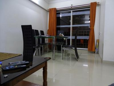 Gallery Cover Image of 1125 Sq.ft 3 BHK Apartment for rent in Kharghar for 29500