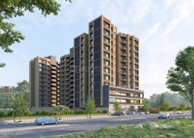 Gallery Cover Image of 1260 Sq.ft 2 BHK Apartment for buy in Maharsh Harsh Evoq, Bopal for 4158000