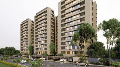 Gallery Cover Image of 1285 Sq.ft 2 BHK Apartment for buy in Shilaj for 4195000