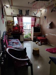 Gallery Cover Image of 565 Sq.ft 1 BHK Apartment for rent in Vasai East for 7500