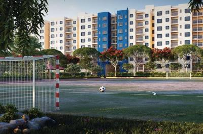 Gallery Cover Image of 950 Sq.ft 2 BHK Apartment for buy in Kaggalipura for 5500000