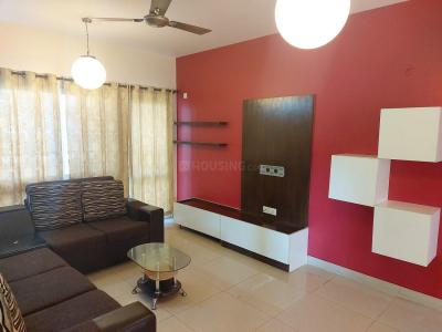 Gallery Cover Image of 1717 Sq.ft 3 BHK Apartment for rent in HM Symphony, Kasavanahalli for 38000