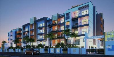 Gallery Cover Image of 1180 Sq.ft 2 BHK Apartment for buy in Jeevan Grandeur, Krishnarajapura for 5300000
