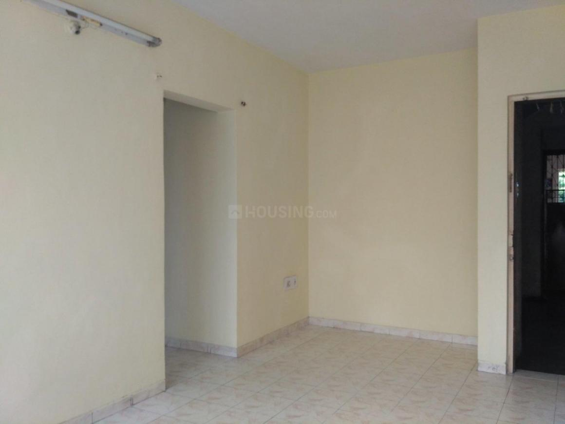 Living Room Image of 600 Sq.ft 1 BHK Apartment for rent in Hadapsar for 11500