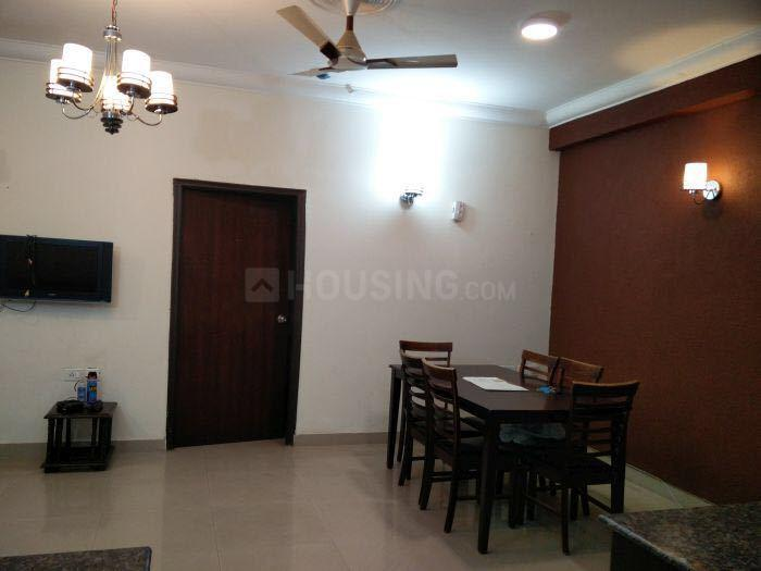 Dining Area Image of 1000 Sq.ft 2 BHK Apartment for rent in Sector 76 for 22000