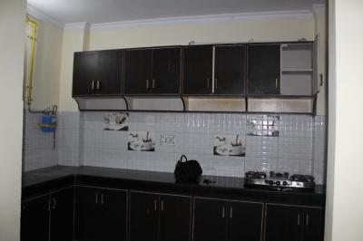 Kitchen Image of Nice Accommodation in Dwarka Mor