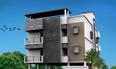 Gallery Cover Image of 815 Sq.ft 2 BHK Apartment for buy in Darshit Rudraksha Apartment, Chromepet for 4727000