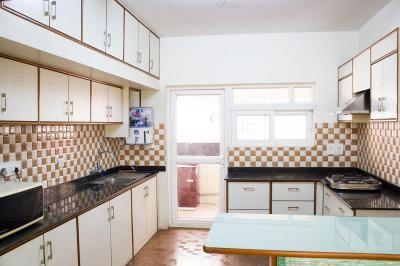 Kitchen Image of PG 4642166 Marathahalli in Marathahalli