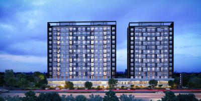 Gallery Cover Image of 1200 Sq.ft 2 BHK Apartment for buy in Bopal for 3984000