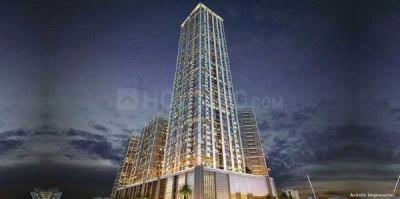 Gallery Cover Image of 660 Sq.ft 1 BHK Apartment for buy in Aubburn at Sarova, Kandivali East for 9300000