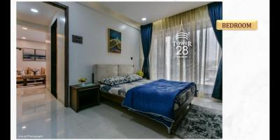 Gallery Cover Image of 1374 Sq.ft 3 BHK Apartment for buy in Malad East for 17000000