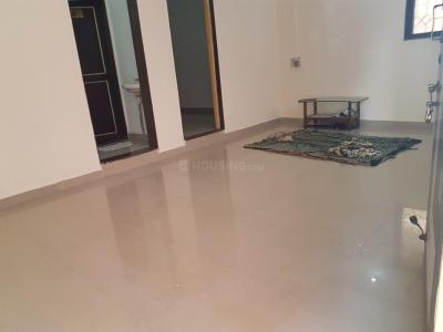 Gallery Cover Image of 700 Sq.ft 1 BHK Independent Floor for rent in Kharadi for 12000