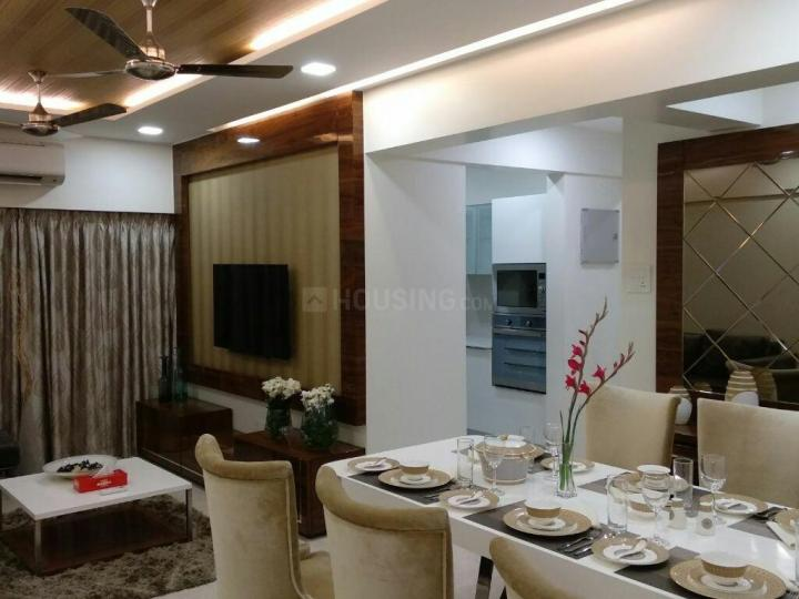 Dining Area Image of 1200 Sq.ft 2 BHK Apartment for rent in Fort for 600000
