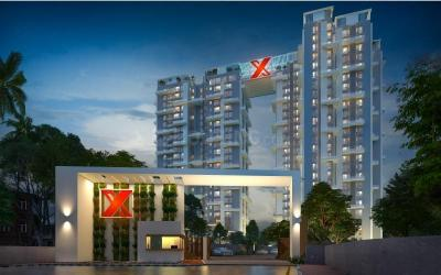Gallery Cover Image of 1336 Sq.ft 3 BHK Apartment for buy in Merlin X, Tangra for 15000000