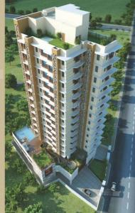 Gallery Cover Image of 766 Sq.ft 2 BHK Apartment for buy in Shree Shakun Heights, Goregaon East for 17442000