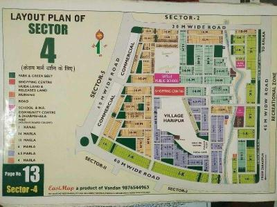 Gallery Cover Image of 4500 Sq.ft 3 BHK Independent Floor for buy in Sector 4 for 10000000
