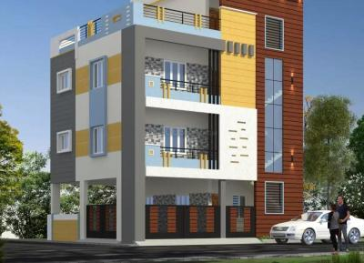 Gallery Cover Image of 3500 Sq.ft 6 BHK Independent House for buy in NRI Layout for 15000000