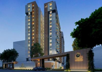 Gallery Cover Image of 1500 Sq.ft 2 BHK Apartment for buy in Prestige Woodland Park, Cox Town for 22700000