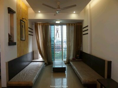 Gallery Cover Image of 1400 Sq.ft 3 BHK Apartment for buy in Kharghar for 14000000