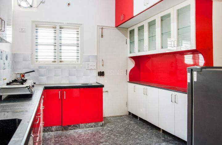 होरामवु में उमा कैसल के किचन की तस्वीर