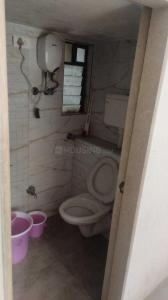 Common Bathroom Image of Horizon PG And Rooms in Mira Road East