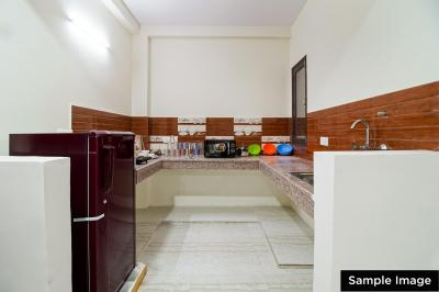 Kitchen Image of Oyo Life Chn1442 in Anna Nagar