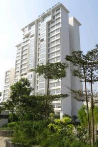 Gallery Cover Image of 556 Sq.ft 1 BHK Apartment for rent in Vikhroli East for 50000