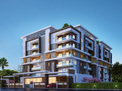 Gallery Cover Image of 1040 Sq.ft 2 BHK Apartment for buy in Velimela for 2912000