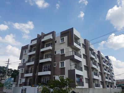 Gallery Cover Image of 1110 Sq.ft 3 BHK Apartment for buy in Anjanapura Township for 4698000