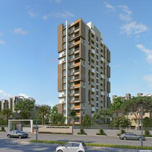Gallery Cover Image of 1863 Sq.ft 3 BHK Apartment for buy in Jodhpur for 10800000