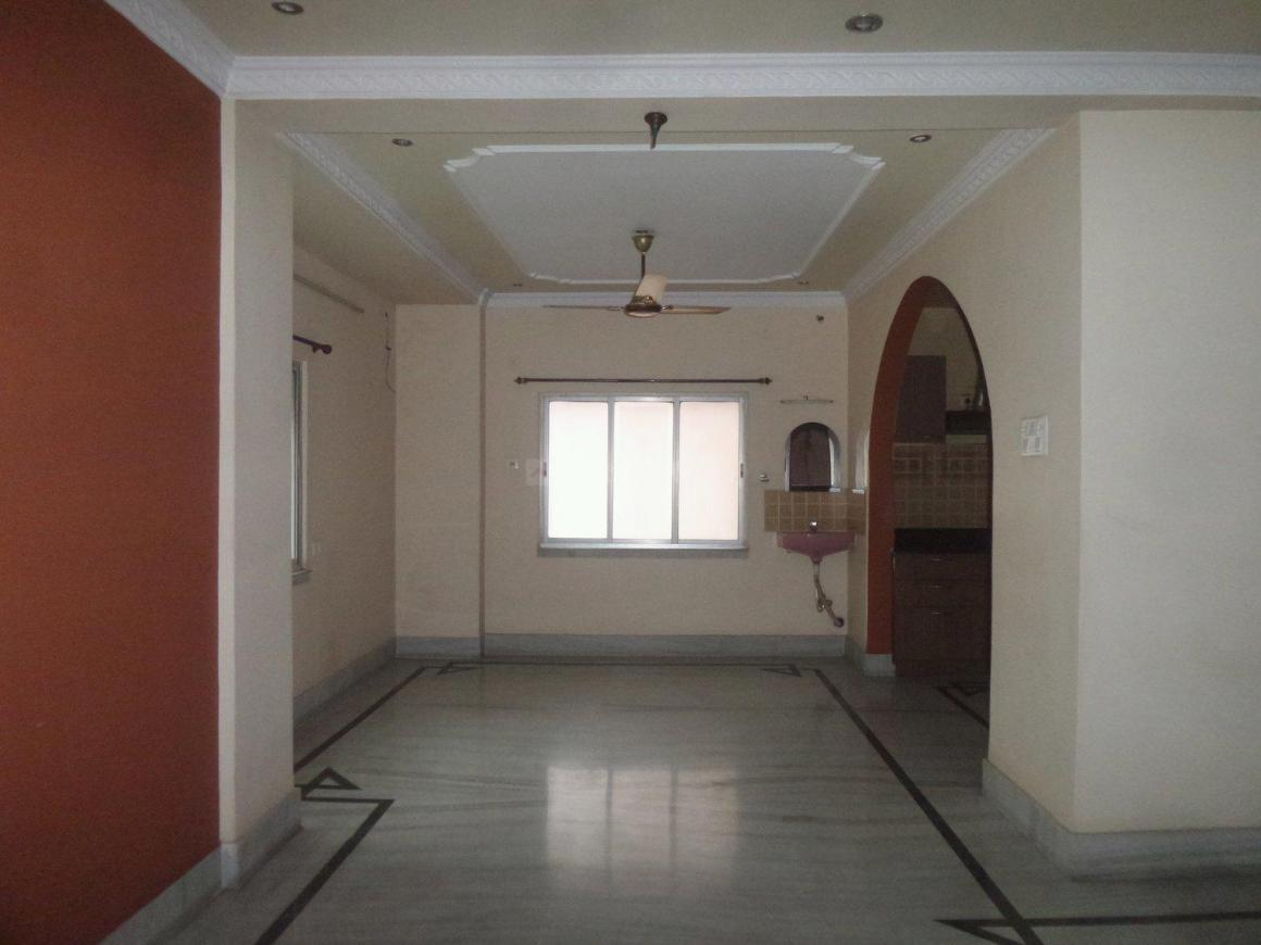 Living Room Image of 1200 Sq.ft 2 BHK Independent Floor for rent in Tollygunge for 25000
