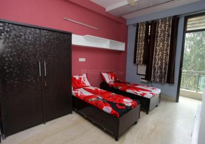 Bedroom Image of North Campus Girls PG in Kalyan Vihar