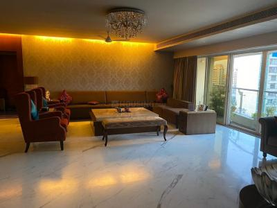 Gallery Cover Image of 2100 Sq.ft 4 BHK Apartment for rent in Supreme Residency, Bandra West for 250000