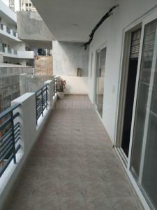 Balcony Image of Cloud Homes in Sector 31