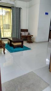 Gallery Cover Image of 724 Sq.ft 1 BHK Apartment for rent in Shilphata for 10000