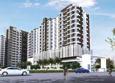 Gallery Cover Image of 684 Sq.ft 2 BHK Apartment for buy in Sumeru Navjyot Abha Phase I, Ambegaon Budruk for 3690441