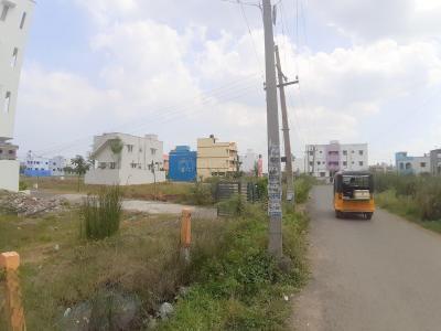 920 Sq.ft Residential Plot for Sale in Mudichur, Chennai