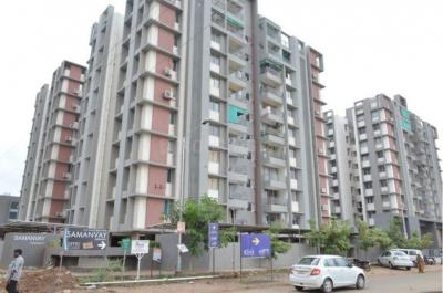 Gallery Cover Image of 1600 Sq.ft 3 BHK Apartment for buy in Civic Samanvay Residency, Bopal for 8500000