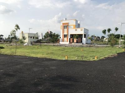 Gallery Cover Image of 1500 Sq.ft Residential Plot for buy in Varadharajapuram for 3517500