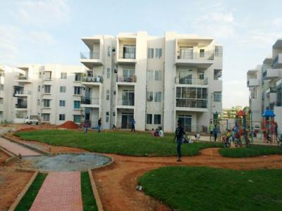 Gallery Cover Image of 1256 Sq.ft 2 BHK Apartment for rent in Isha Misty Green, Chansandra for 19000