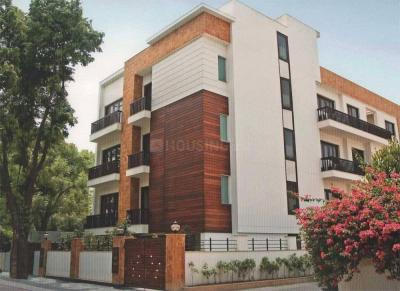 Gallery Cover Image of 950 Sq.ft 2 BHK Independent Floor for rent in Arjun Nagar for 42000